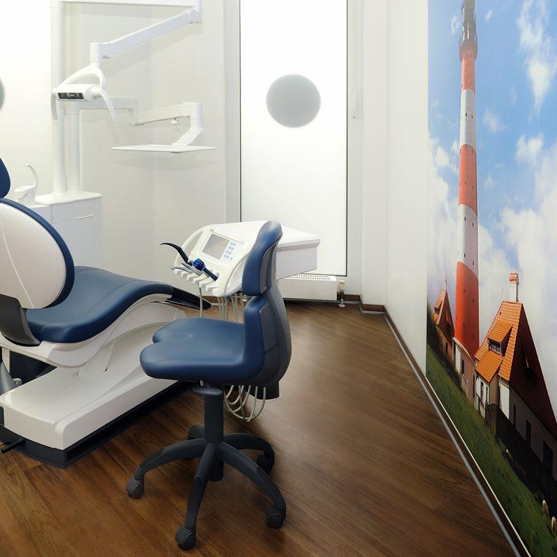 Behandlungszimmer 2 – Zahnarztpraxis Fulda