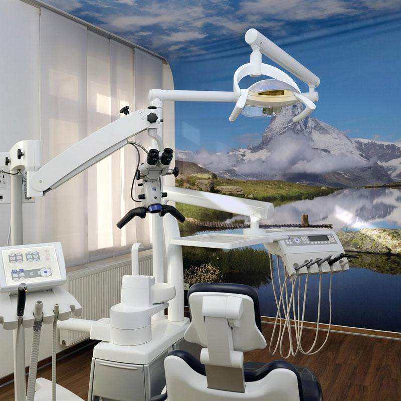Behandlungszimmer 4 – Zahnarztpraxis Fulda
