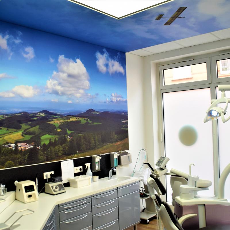 Behandlungszimmer 5 – Zahnarztpraxis Fulda