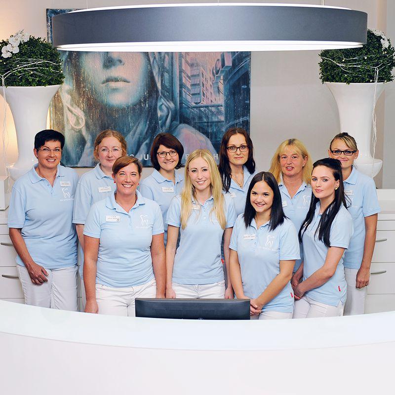 Zahnmedizinische Fachangestellte – Zahnarzt Fulda